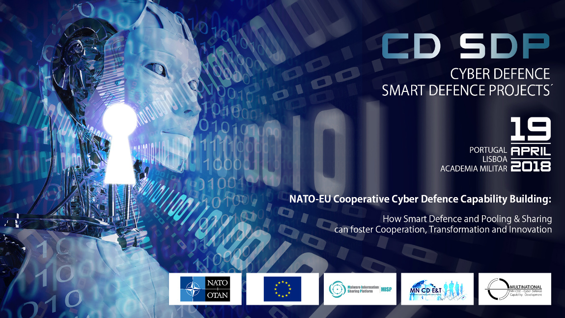 NATO CYBER DEFENCE SMART DEFENCE PROJECTS' (CD SDP