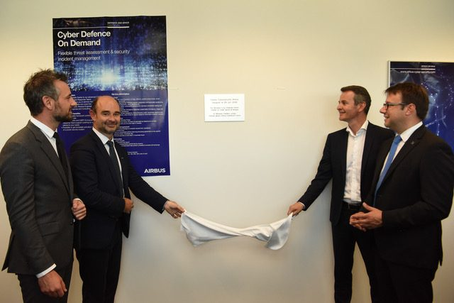 Airbus cybersecurity opens a new office in rennes france airbus